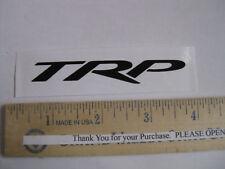 TRP Brakes  Mountain  Bike Frame Bicycle DECAL STICKER