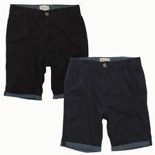 Mens Brave Soul Hansen Spot Tailored Cotton Chino Shorts