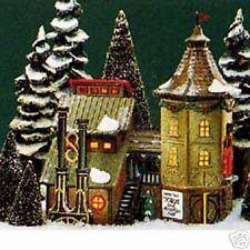 Dept 56 North Pole Elfin Forge & Assembly Shop #56384