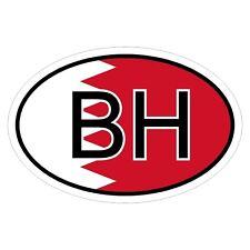 Bahréin BH-csd0257 coche pegatinas pegatinas KFZ bandera