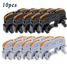 Wire Connectors Industrial Equipment Set Universal 10Pcs Electrical Durable
