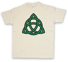 GREEN CELTIC KNOT T-SHIRT Cross Rune Thor Kelten keltisch keltischer Knoten