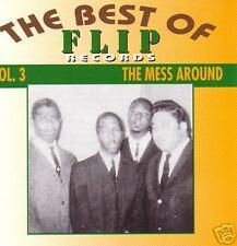 V.A. - THE BEST OF FLIP RECORDS Vol.3 - Rare Doo Wop CD