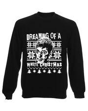 Scarface Sweat Noël Pull à Capuche T shirt Tony Montana Shirt Blanc 2