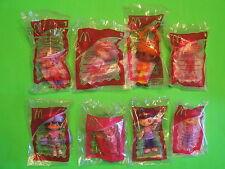 2006 McDonalds - Strawberry Shortcake - set of 8 *MIP*