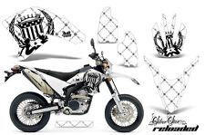 AMR RACING MOTO DECAL STICKER GRAPHICS KIT WR250X 250X WR250R WR X/R 07-10 SSRW