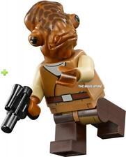 LEGO star wars-amiral ackbar figure + cadeau gratuit-fast-bestprice-neuf