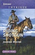 Riding Shotgun (The Kavanaughs) by Joanna Wayne