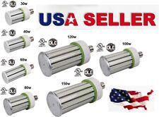 LED CORN BULB 30W-40W-60W-80W-100W-120W-150W 360° E39 BASE 5000K UL CUL DLC