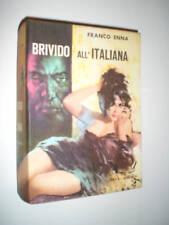 FRANCO ENNA F.CANNAROZZO BRIVIDO ALL'ITALIANA CELT-ZILLITTI 1963 COPERT. JACONO