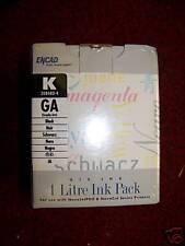 ENCAD GA Black 1 Litre Ink NovejetPro 208480-4