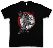 Norse Raven t-shirt Hugin et Munin Valhalla corbeaux Vikings ODHIN Odin Thor