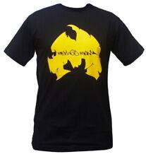 Wu-wear method man té t shirt t-shirt m-3xl Wu Wang Wu-Tang Clan RZA ODB nuevo