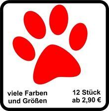 Wandtattoo Hundepfoten Gunstig Kaufen Ebay