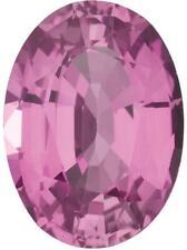 Natural Fine Rich Pink Sapphire - Oval - Sri Lanka - Top Grade