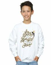 Disney Boys Tinkerbell Stars Sweatshirt