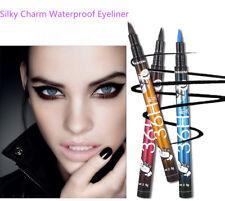 eyeliner feutre précision 36 H waterproof longue tenue noir violet bleu marron