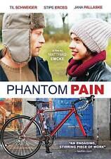 Phantom Pain DVD, Til Schweiger, Jana Pallaske, Stipe Erceg, Matthias Emcke