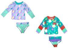 Baby Roxy Infant Toddler Girl/'s 18M 1 Pc Springsuit Rash Guard Swimsuit UV