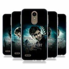 Oficial Harry Potter Deathly Hallows VII caso De Gel Suave Para Teléfonos LG 1
