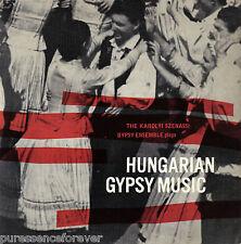 "KAROLYI SZENASSI GYPSY ENSEMBLE - Hungarian Gypsy Music (UK 2 Tk 7"" Single PS)"