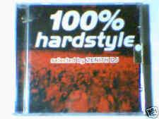 CD 100% HARDSTYLE TECHNOBOY DOPEMAN AVEX TUNEBOY JTS