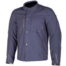 Klim Drifter Motorcycle Motorbike Textile Jacket - Blue