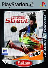 FIFA Street (Sony PlayStation 2, 2006, DVD-Box)
