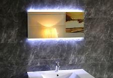 LED-Beleuchtung Badspiegel GS043 Lichtspiegel Wandspiegel mit Touch-Schalter