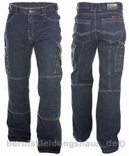 DASSY® Knoxville Arbeitsjeans Jeans Bundhose Arbeitshose Hose mit Knietasche