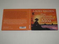 LAURA WALDEN/DAS GEHEIMNIS DES LETZTEN MOA/DANA GEISSELER(WELTBILD) 6XCD BOX