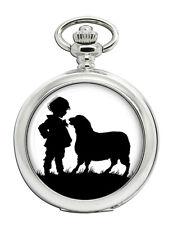 Baa Baa Black Sheep Pocket Watch