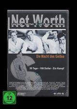 DVD NET WORTH - DIE MACHT DES GELDES DANIEL BALDWIN NEU