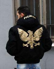 Picaldi 1265 Jacke Eagle black-gold schwarz/gold NEU !!NUR 49,90€!! Kreuzberg