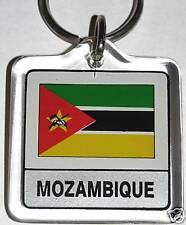 Mozambique, República de Moçambique Flag Key Chain NEW