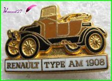 """Pin's Voiture de Collection RENAULT La """" TYPE AM 1906 """" #G1"""
