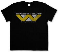 T-SHIRT WEYLAND YUTANI - Prometheus USCSS Nostromo Alien S M L XL XXL XXXL Shirt