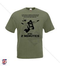MILITARY T-SHIRT - ETA 2 Minutes