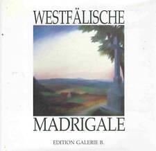 Rentrow Lubek Zens, Westfälische Madrigale, Westfalen in Lyrik Photos Aquarelle