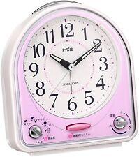 SEIKO PYXIS Disney 31 Melodies Alarm Clock Auto Stop