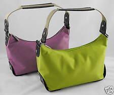 HANDBAG PURPLE FASHION SUMMER BEACH MILLENI LADIES GIRLS CARRY SHOULDER BAG NEW