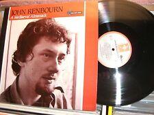 JOHN RENBOURN PENTANGLE A MEDIAEVAL ALMANACK LP RECORD