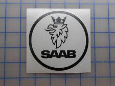 """SAAB Decal 7"""" 8"""" 900 9-3 9-5 9-2 9-7 9000 Viggen Aero Turbo Wagon 92 Scania"""