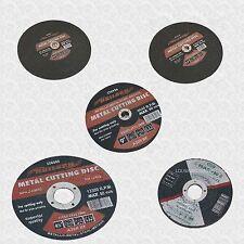 "METAL CUTTING & GRINDING DISCS 14"" 12"" 9"" 4.5"" / 115"
