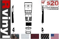 Rdash Dash Kit for Mazda CX-9 2010-2013 Auto Interior Decal Trim