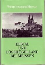 Elbtal u.Lösshügelland bei Meissen/Hirschstein -Werte..