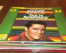 Elvis Presley - Fun In Acapulco 1963 RCA Stereo LP Record Album VG