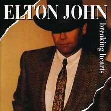 Elton John - Breaking Hearts - CD