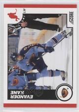 2010-11 Score Glossy #52 Evander Kane Atlanta Thrashers Hockey Card