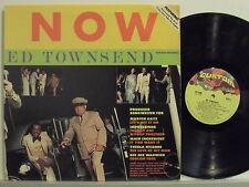 ED TOWNSEND disco LP 33 giri NOW made in USA 1975
